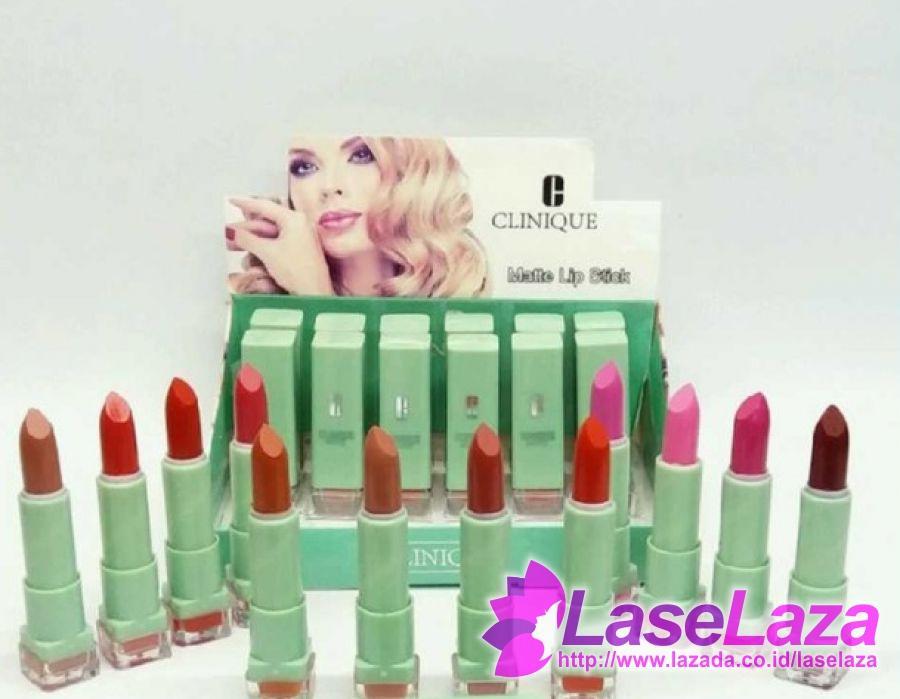 CLINIQUE LIPSTICK MATTE ZP_04 Lipstik dan Pensil Bibir
