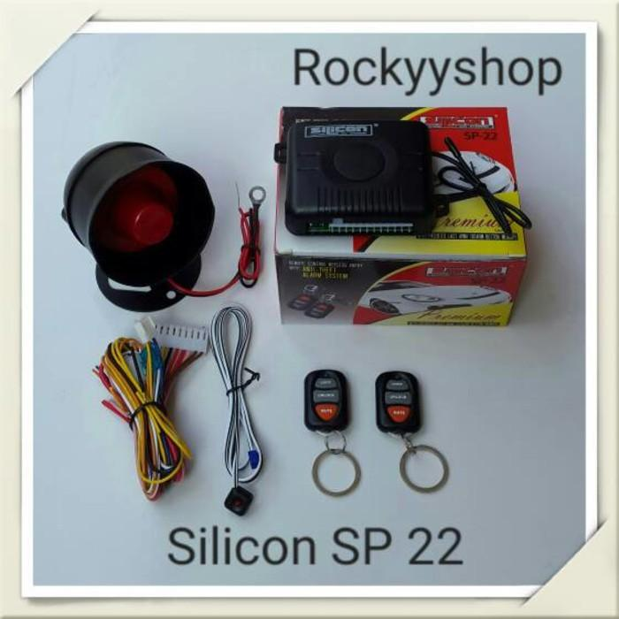 Alarm Mobil Silicon Sp 22 - Hgfiw4 Flfhdsl