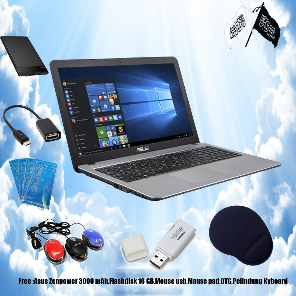 Beli Core I3 Store Marwanto606 Asus X441ua Wx095d Notebook Black 14 Inch 6006u 4gb Dos X541ua Go1383t 6006 Ram 1tb Windows10