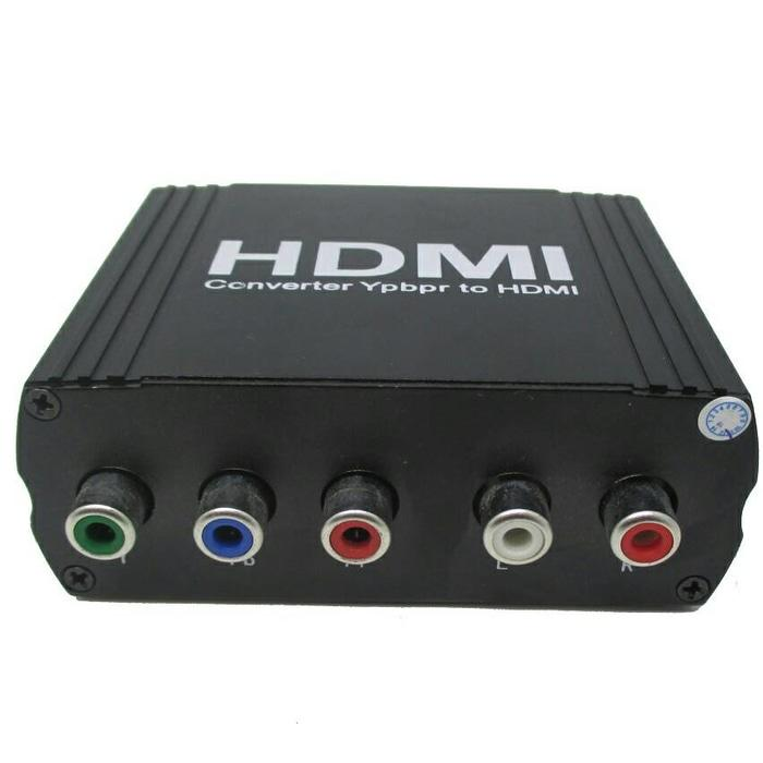 Box Komponen Ypbpr To Hdmi