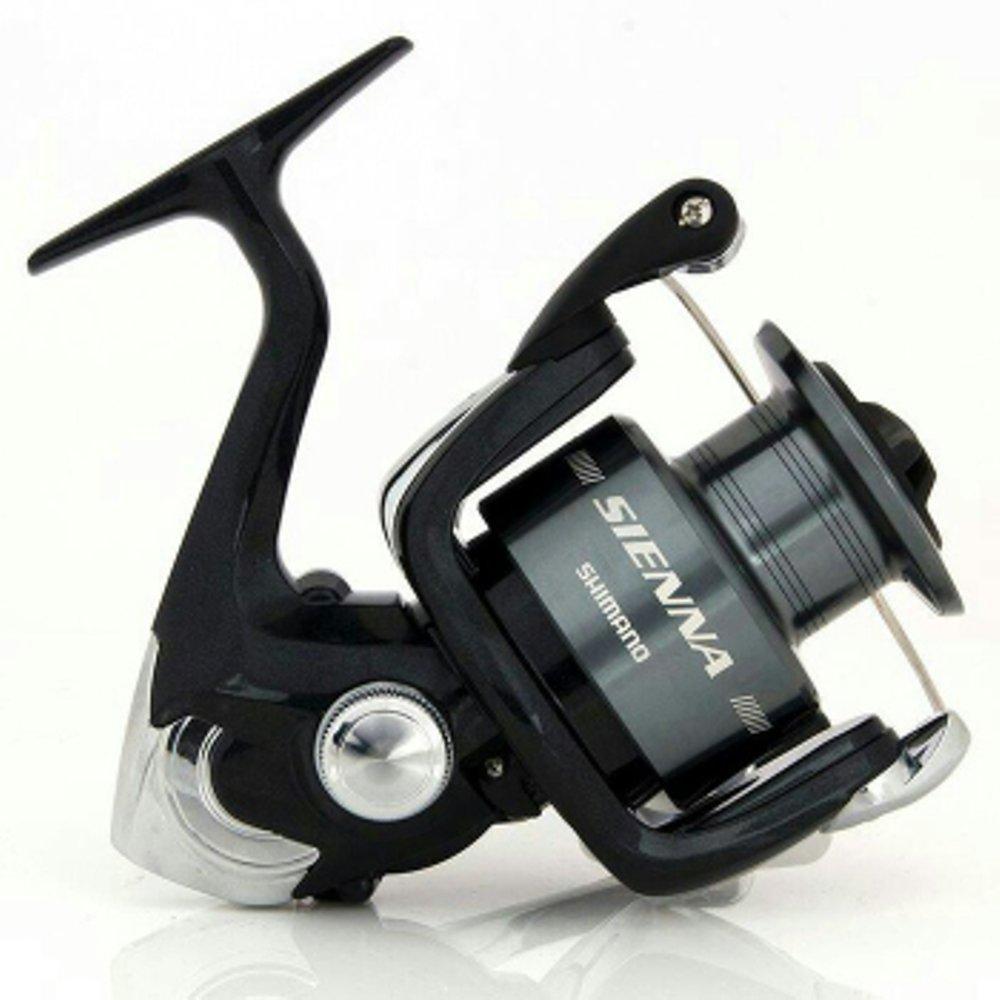Shimano Sienna 4000 FE Reel Pancing Tangguh Berkualitas Katrol Kerekan Real Ril di lapak Andree Fishing or BFG andree_alivio