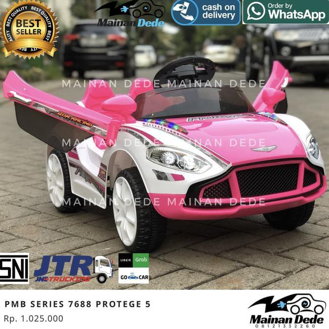BEST SELLER!!! Mainan Anak Mobil Aki Protege PMB M7688 MURAH
