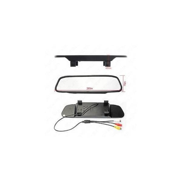 Spion Monitor Mobil - TFT LCD Color Monitor 5 Inch Murah