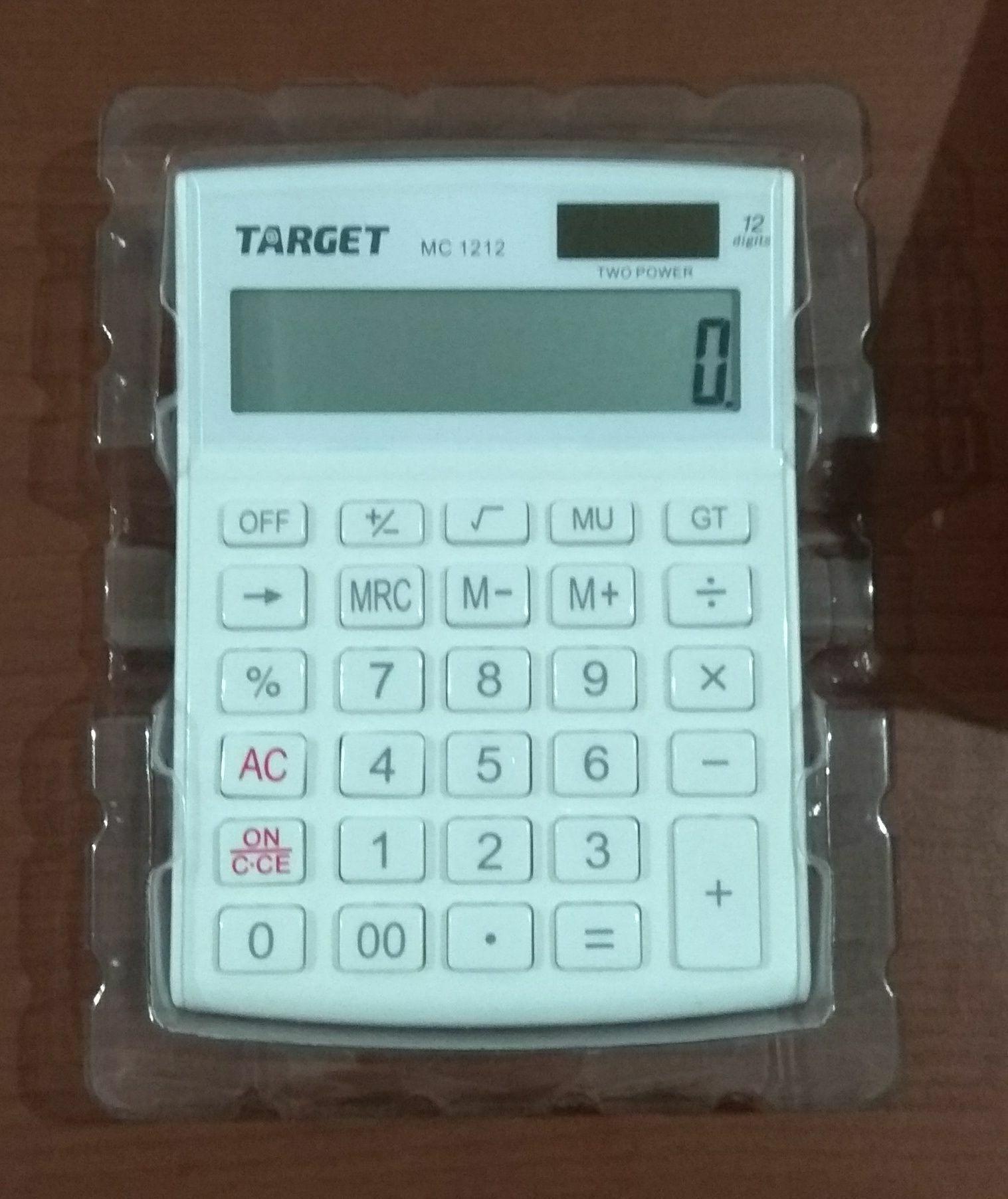 Kalkulator merk TARGET