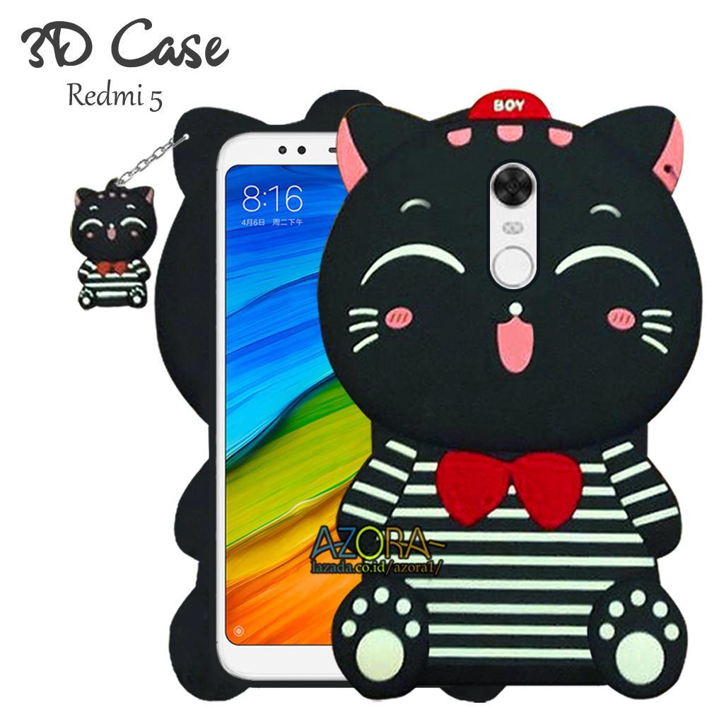 3D Case Xiaomi Redmi 5 5.7