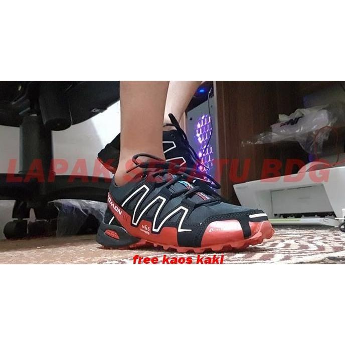 Sepatu Sepeda Hiking Mtb Salomon Speedcross - Iplodp