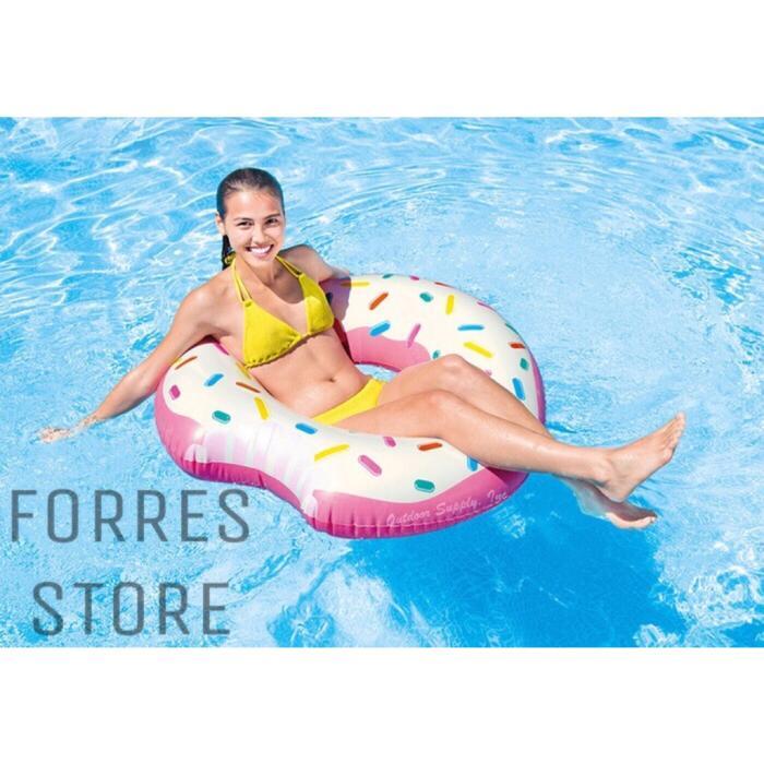 Donat Float Pelampung Donat Floaties Donut - IKs1bh