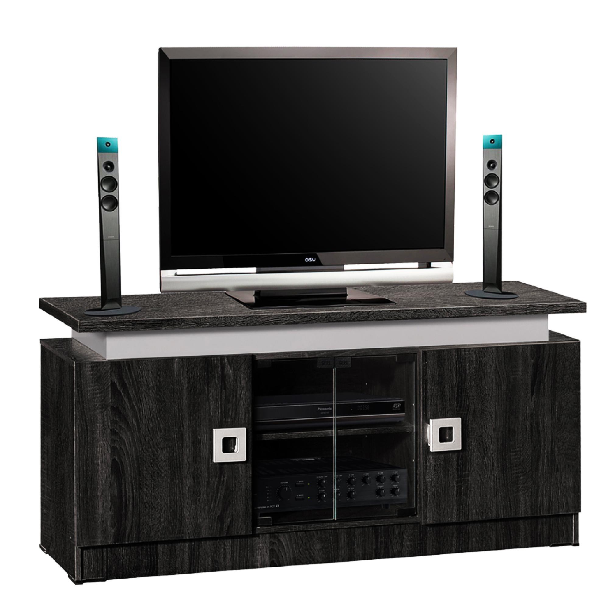 Kirana Furniture Audio Rak Rak Tv Meja Tv Bf 828 Wo - Daftar Harga .