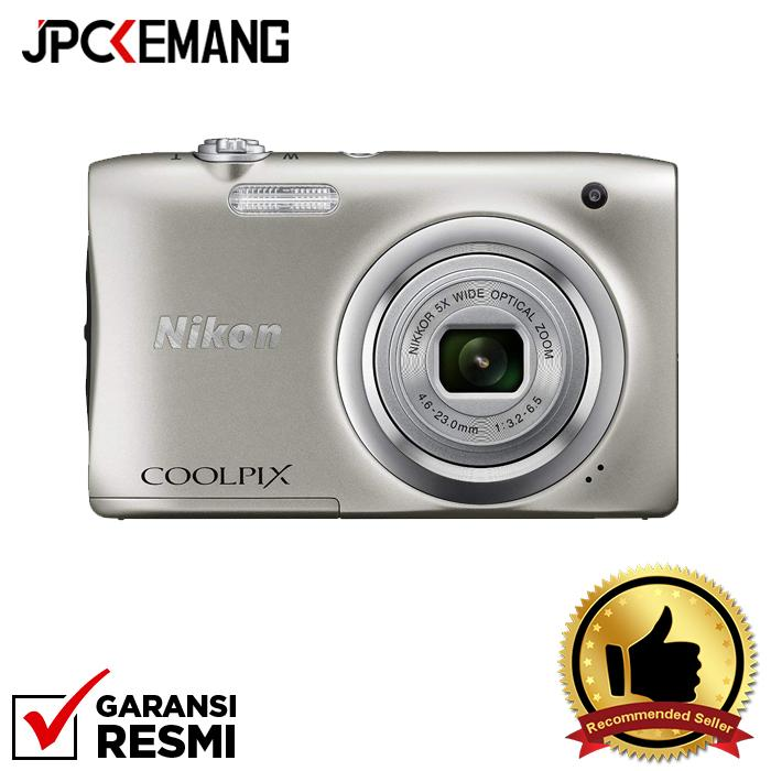 Nikon COOLPIX A300 jpckemang GARANSI RESMI
