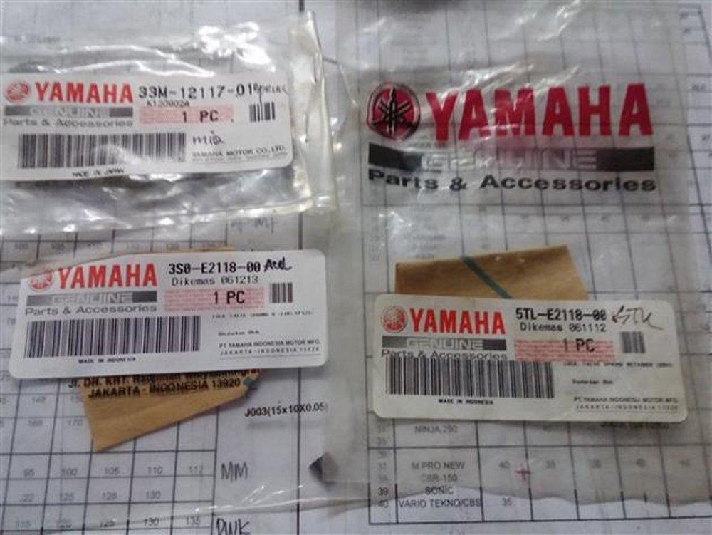 Kuku Klep Yamaha Mio / Vega R New Ori YGP(Satuan)