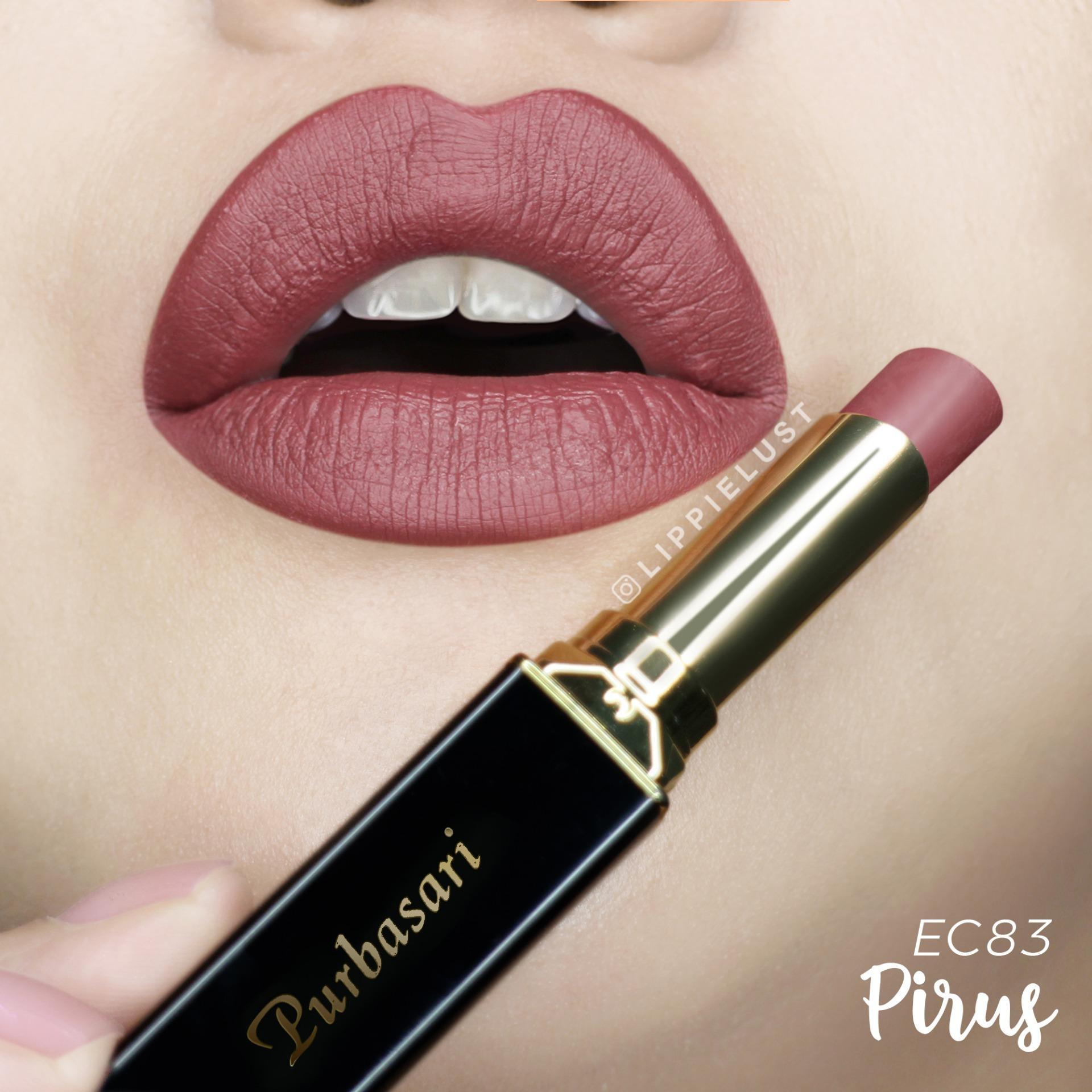 Purbasari Lipstick Collor Matte 83