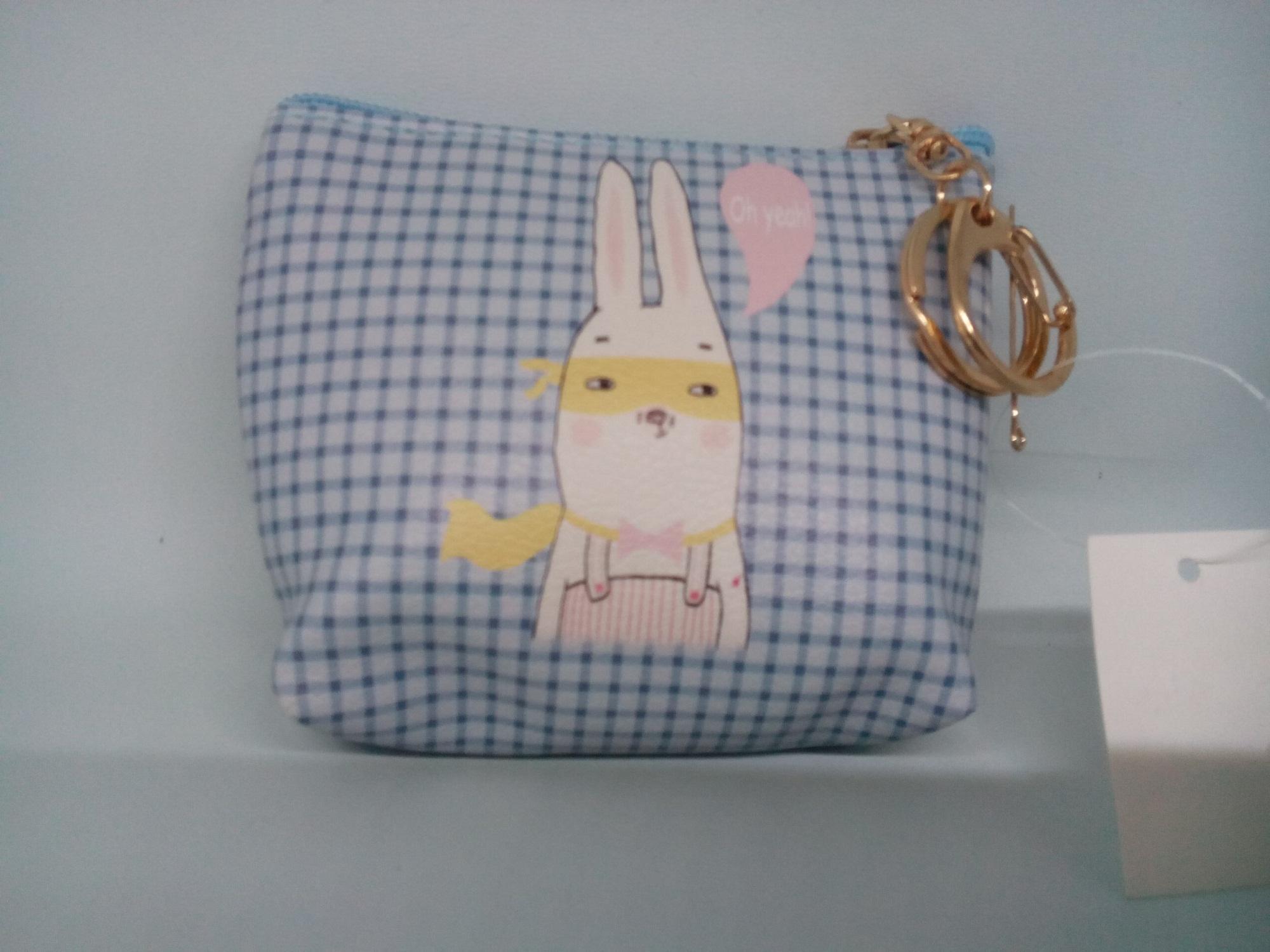 Detail Gambar dompet koin Wanita / cewek / anak perempuan pouch import murah - clue win shop Terkini