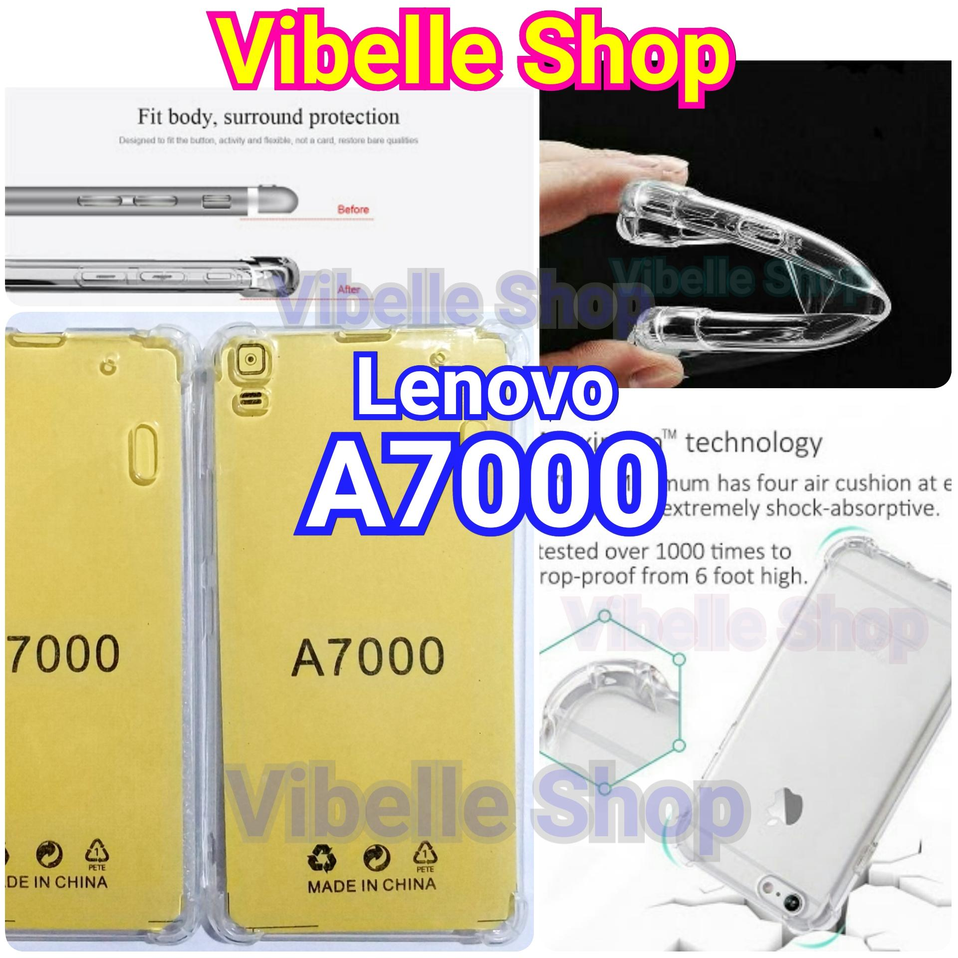 Softcase AntiCrack LENOVO A7000 Anti Crack Shock Case A 7000
