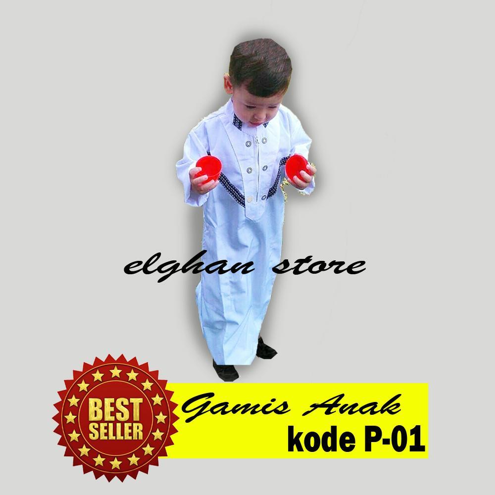 promo ramadhan BAJU KOKO GAMIS ANAK MUSLIM- umur 1-12 tahun-BEST SELLER