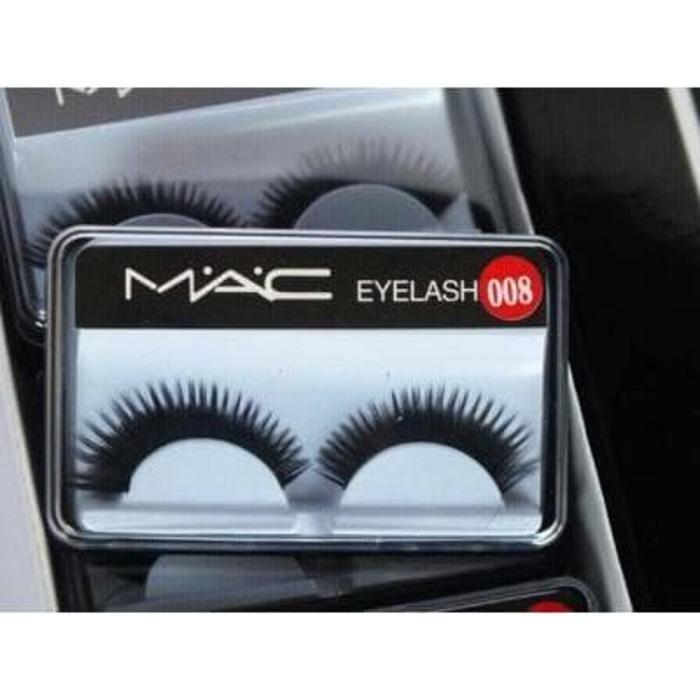 MAC Eyelashes Bulu Mata Palsu No. 008