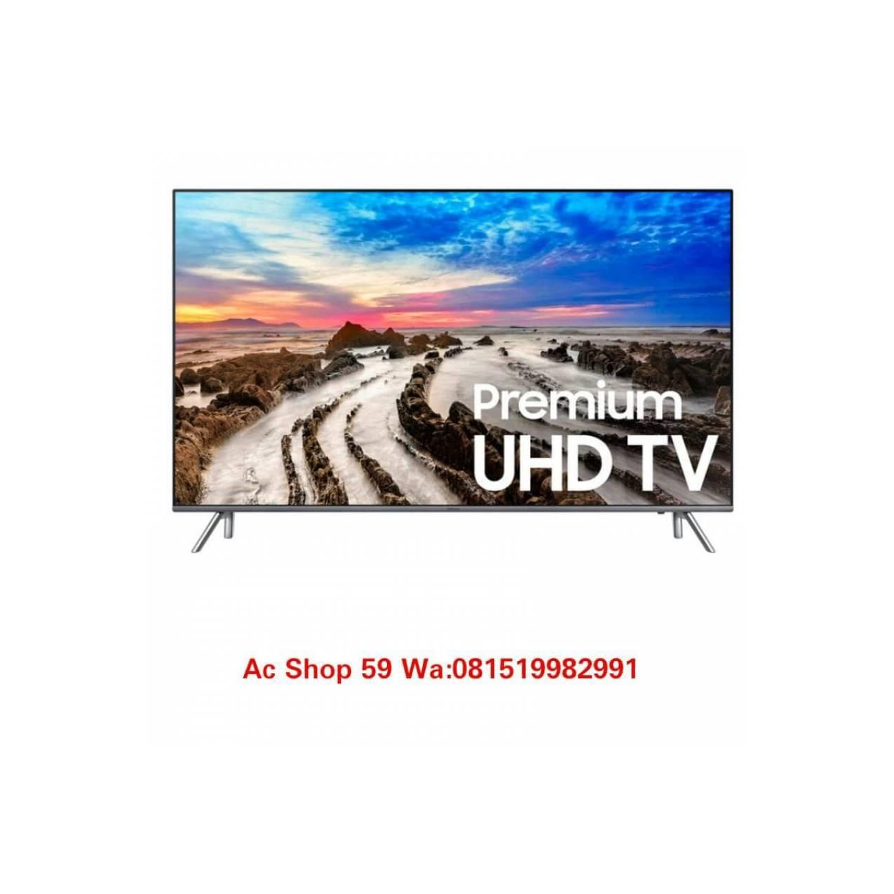 SAMSUNG 55MU7000 55 INCH PREMIUM UHD 4K SMART LED TV FLAT NEW 2017