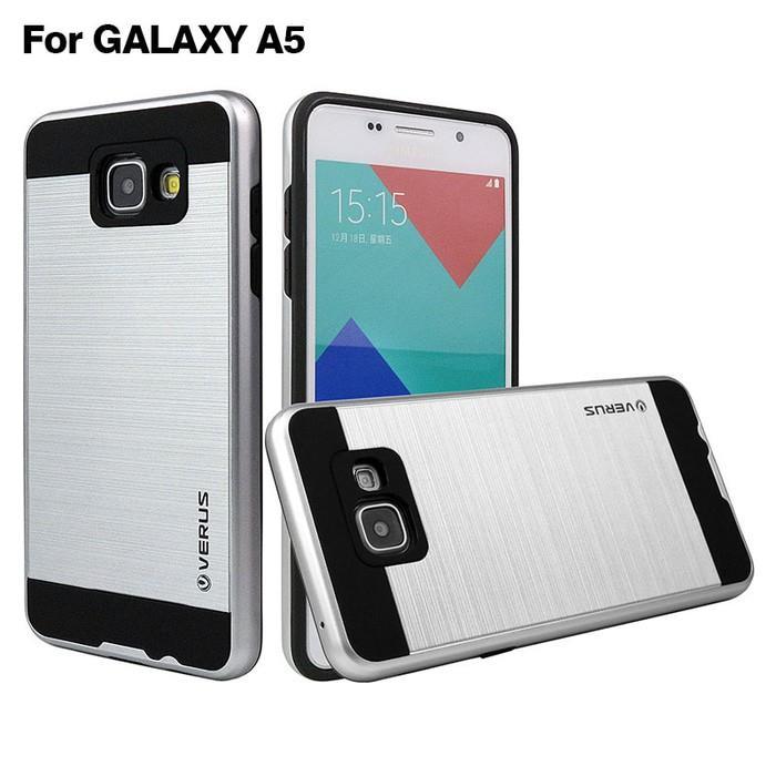 Casi - Casing Samsung Galaxy A510 A5 2016 Verus Verge Steel Hard Back