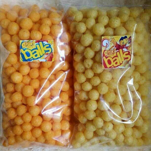 Snack Chiki Ball