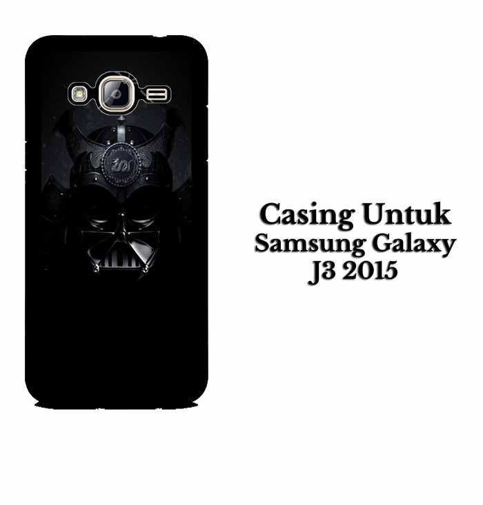 Casing SAMSUNG J3 2015 funny ninja Hardcase Custom Case Se7enstores