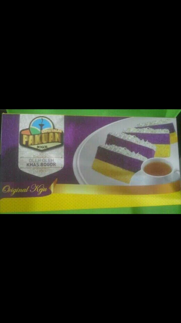 Best Seller - Lapis Talas Bogor Sangkuriang Rasa Strawberry Keju Dan Brownies Keju - Kue Lapis Rasa Terbaru