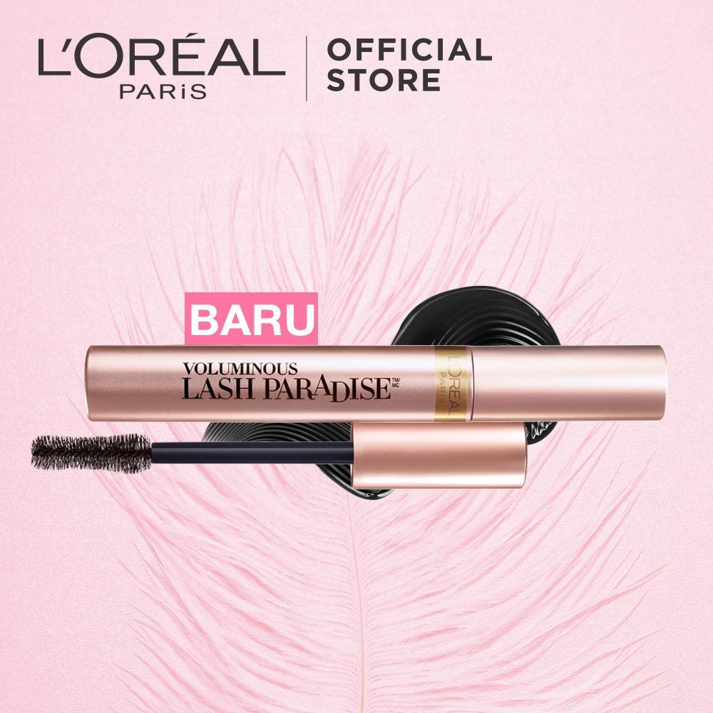 L'Oreal Paris Voluminous Lash Paradise Waterproof Mascara - Black