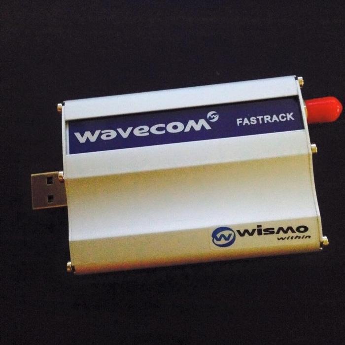 JUAL Modem SMS  Server Pulsa Wavecom M1306B Q2303A USB