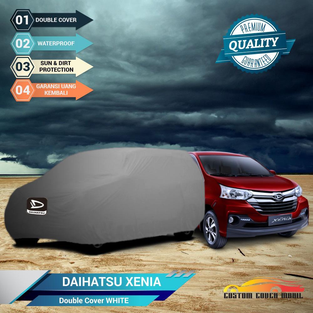 Cover / Selimut Mobil Double Cover Daihatsu Xenia