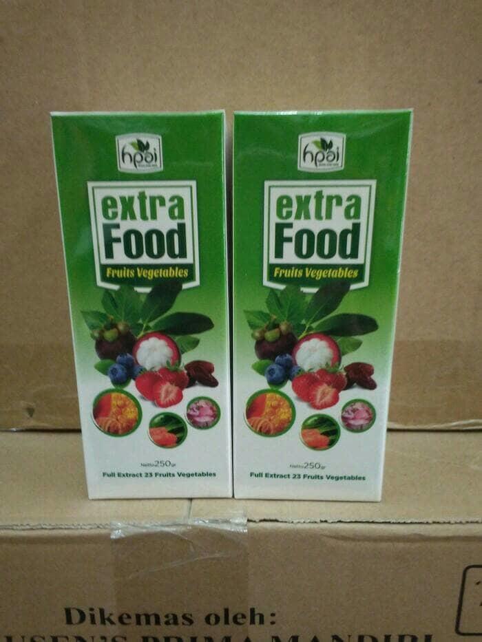 Rp 61.000. Extra Food HPAI Sinergi 23 Buah ...
