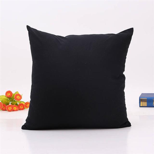 Bantal Sofa Desain Modern by Marvelo Aneka Warna Size 40 cm