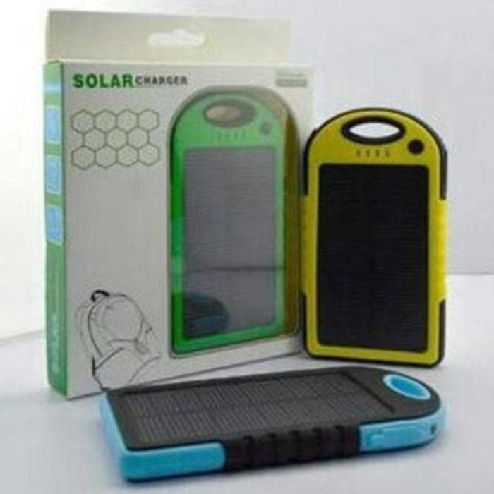 PALING LARIS - JUAL POWERBANK WITH SOLAR CHARGER