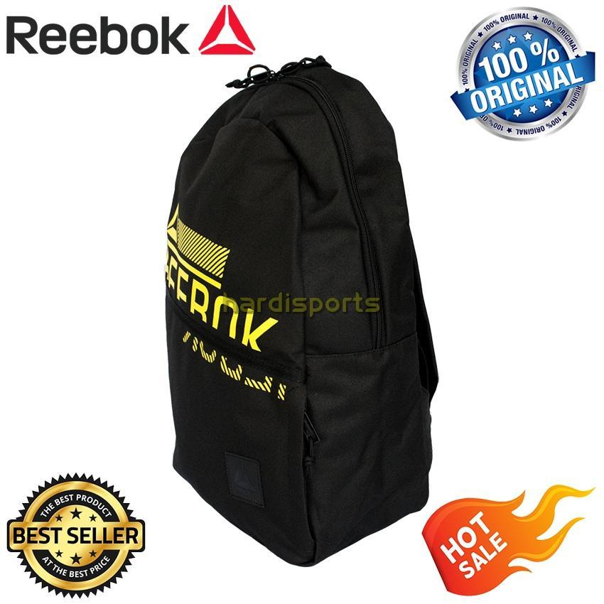 Tas Punggung / Backpack Reebok Found Follow GR CD2189 - Black