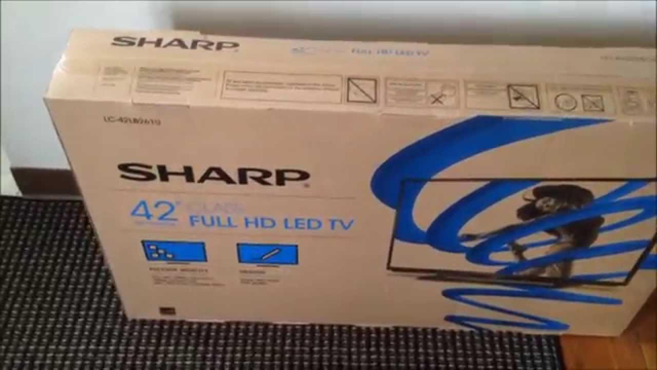 Sharp AQUOS LC-40LE265M LED TV [40 Inch]