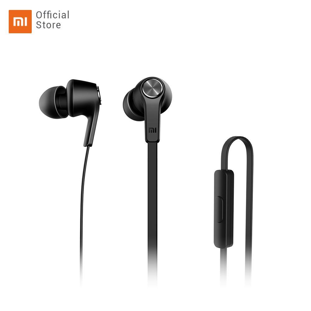 Xiaomi Mi In-Ear Headphones Basic - Hitam