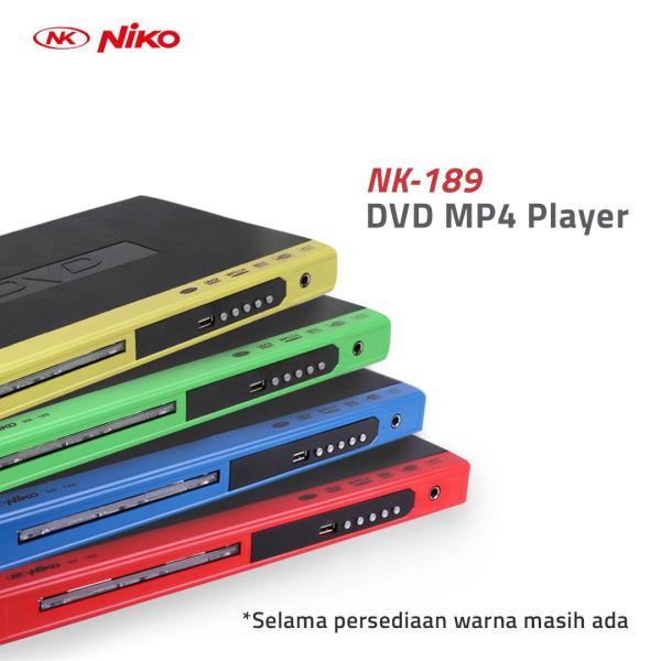 Niko DVD Player Bergaransi Berkualitas