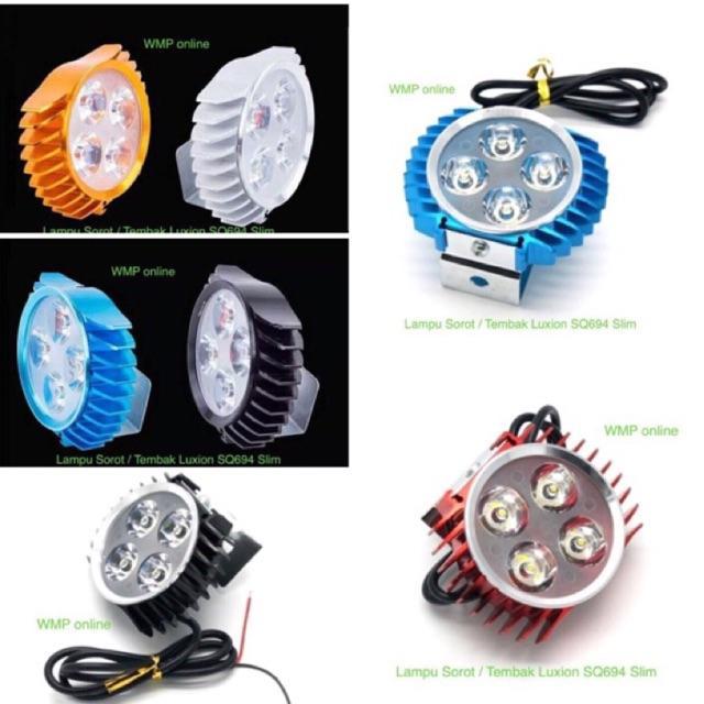 Lampu Sorot / Tembak Luxion SQ694 Slim 12Watt 4Led WMP-0499
