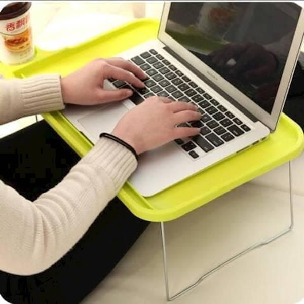 Best Seller Meja Lipat Portable Meja Laptop Plastik Meja Portable