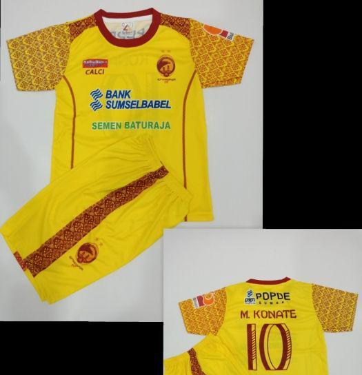 jersey-baju-bola-anak-kids-sriwijaya-fc-home-palembang-new jr sh
