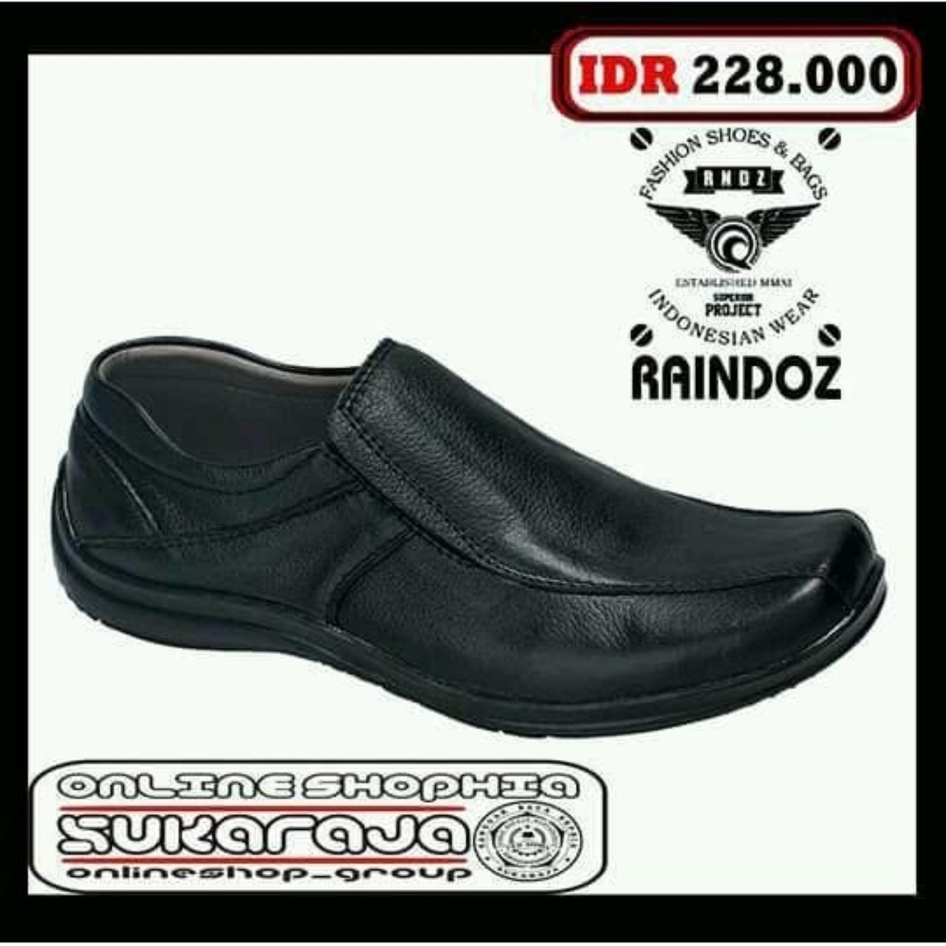 Sepatu Pantofel Sepatu Formal Sepatu Kerja Sepatu Kulit Cibaduyut