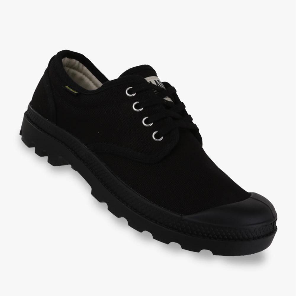 Palladium Pampa Ox Originale Unisex Boots Shoes - Hitam