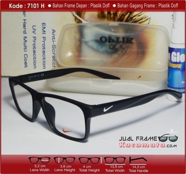Detail Gambar Kacamata Frame minus + Lensa Antiradiasi Wanita Pria Baca  Korea Terbaru ef3ff5b1b9