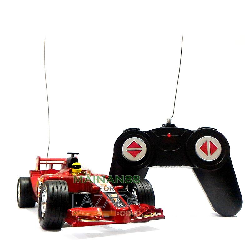 MAINAN88 RC Mobil Balap F1 Mainan Edukasi Anak Mobil Remote Control