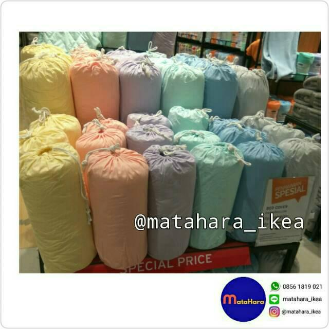 (MATAHARA) Bed Cover Marshmallow, Bed Cover Informa