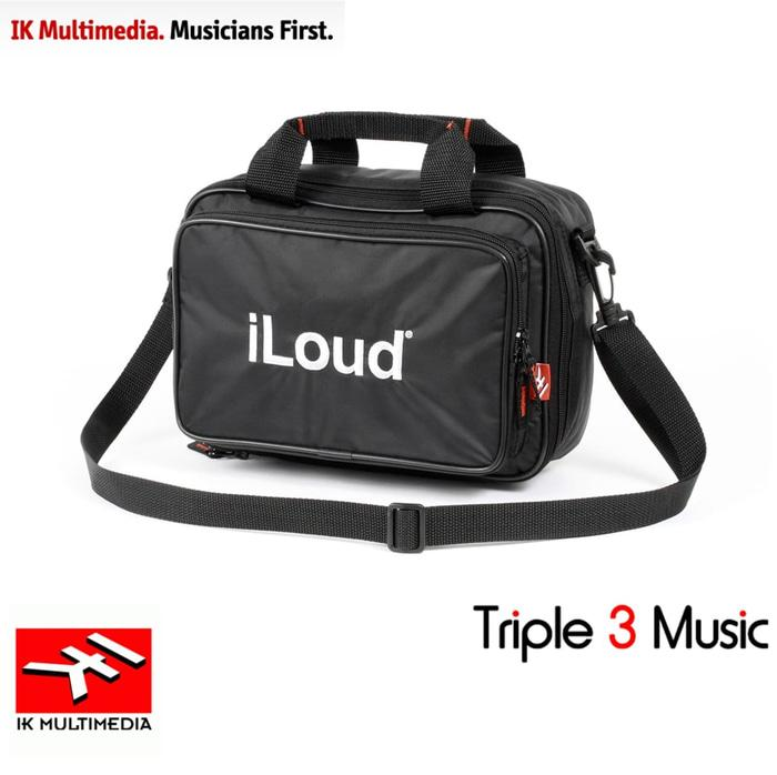 IK MULTIMEDIA Iloud Travel Bag Softcase Buat Iloud Atau Micro Monitor