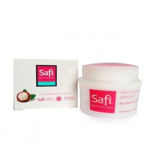 Safi Whitening Natural Brightening Cream Mangosteen - 20gr