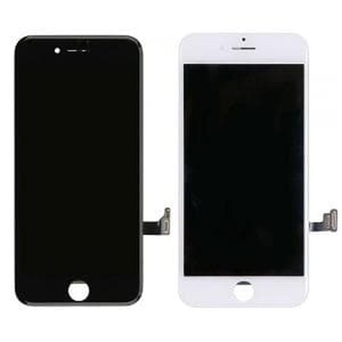 LCD FULLSET TOUCHSCREEN IPHONE 7 HITAM ATAU PUTIH Limited