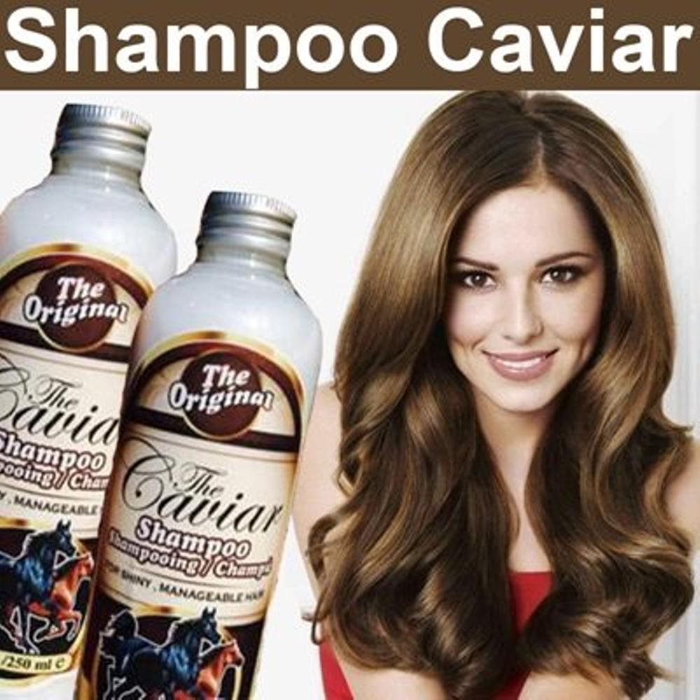 Caviar Shampoo Original Sampo Cap Kuda Penumbuh Rambut di lapak JeLo Shop jeloshop
