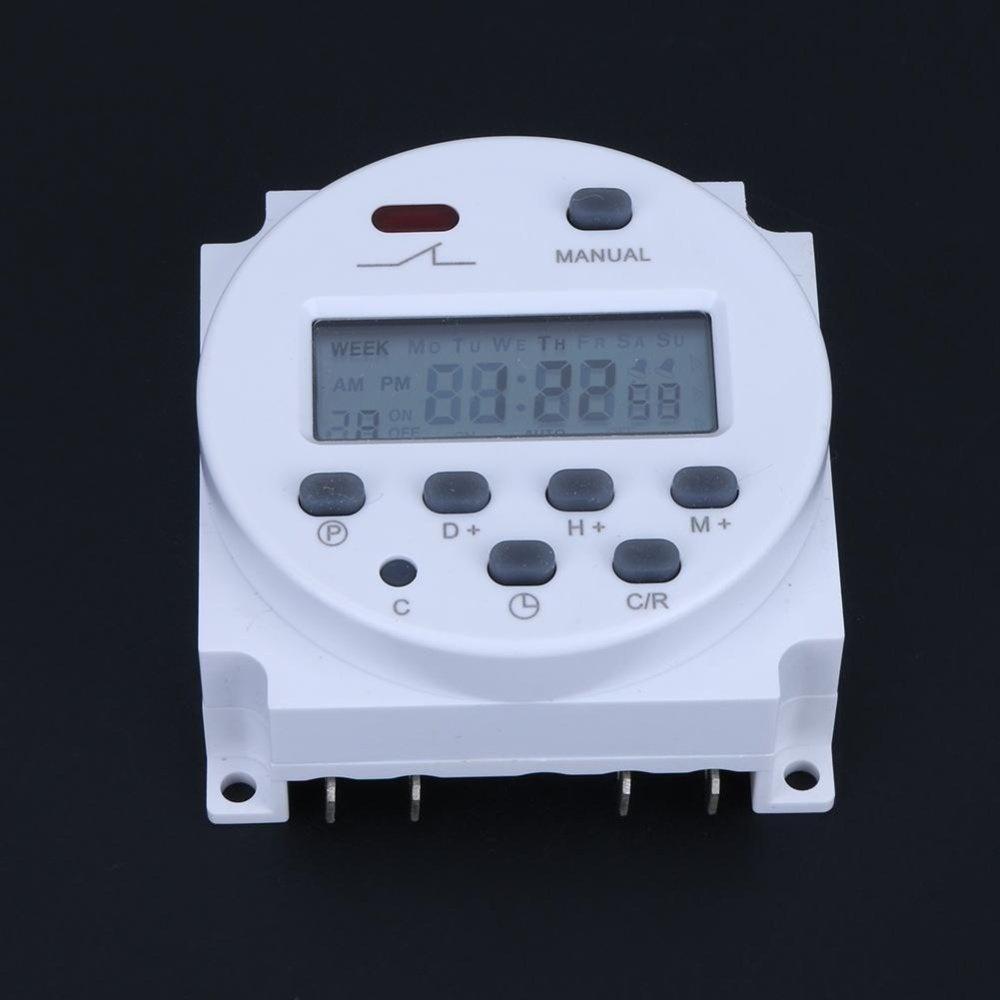 Detail produk dari Cerdas Timer Elektronik Waktu Control Digital Switch-Intl
