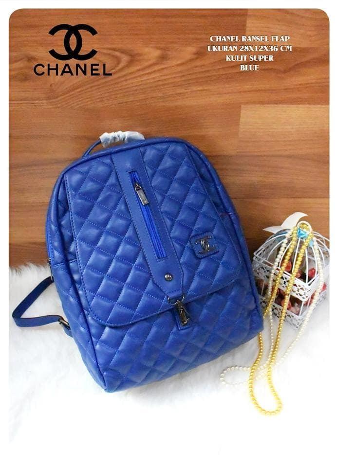 CHANEL RANSEL SUPER BEST SELLER!!! - Emas - QSp46c