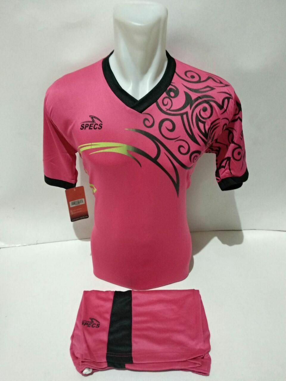 Setelan Jersey Baju Futsal / Volly Specs