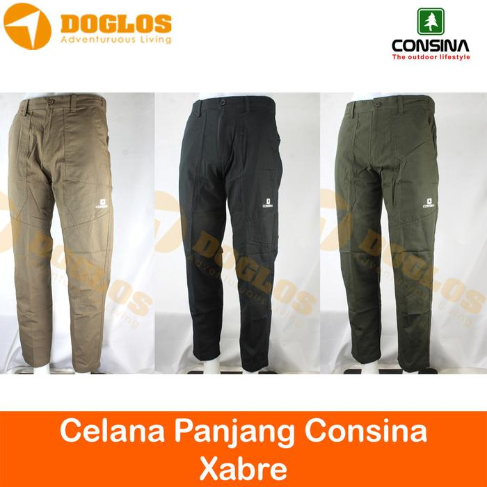 Celana Panjang CONSINA Xabre Long Pant Hiking Outdoor Travelling Daily - DMGkIs